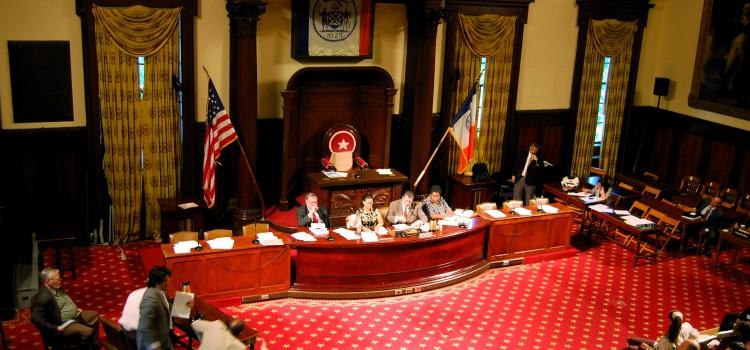 Director David Tipson Testifies to City Council on School Diversity