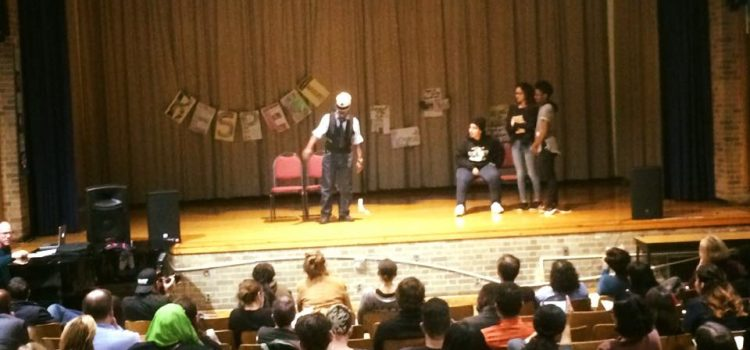 Laundry City at the Harlem School Summit